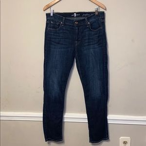 7 for All Mankind Josefina BF Skinny Jeans